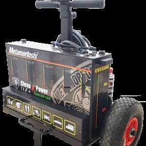 Metamorfosis Team Clean Power Low Cost