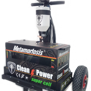 Metamorfosis Team Clean Power Super Cell