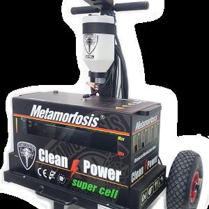 Metamorfosis Team Clean Power Super Cell